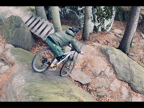 Jeskyňka Trail Trutnov Trails 2021
