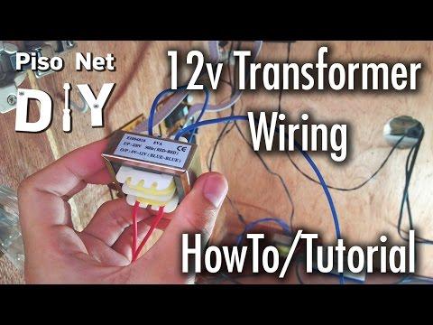 Super Pisonet Diy 12V Transformer Wiring Tutorial Tagalog Wiring Digital Resources Indicompassionincorg