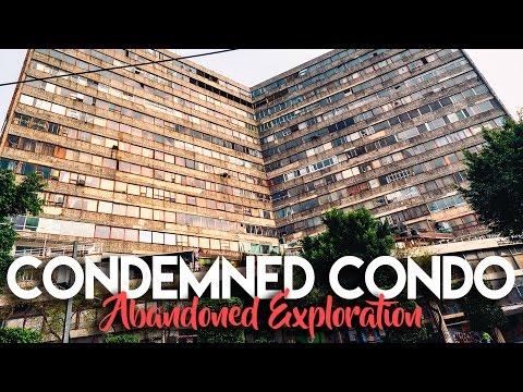 EXPLORING AN ABANDONED CONDO IN MEXICO CITY (INSURGENTES 300)