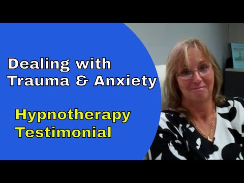 Overcoming Trauma & Anxiety Testimonial