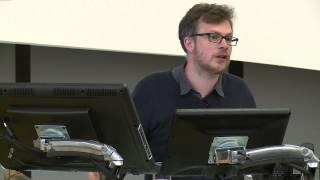 Climate 2014 talk – John Barrett, CIE-MAP
