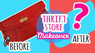 Thrift Store Makeover #6