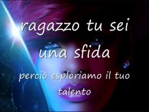 , title : 'Rihanna ft. Drake - What_s my name----(testo italiano)---italian lyric'