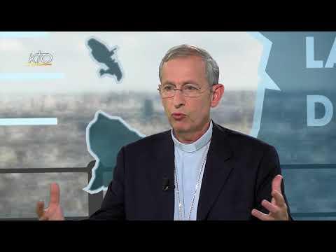Mgr Thierry Scherrer - diocèse de Laval