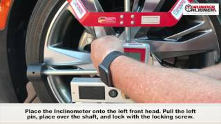WunderAligner Wheel Alignment System - Koch HD 10 Demo