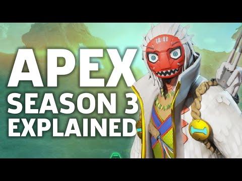 Apex Legends: What's Coming In Season 3