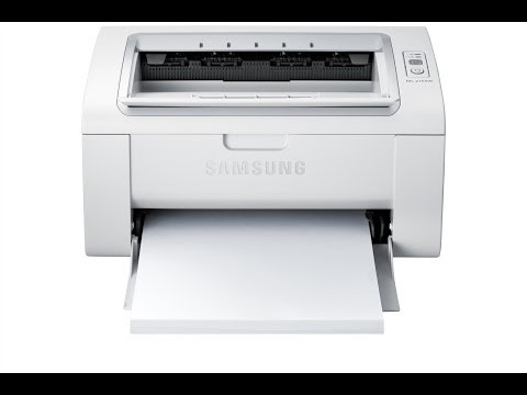 Samsung ML 2165W WIFI (TEST)