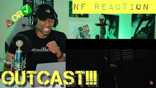 TRASH Or PASS! NF (Outcast) [REACTION]