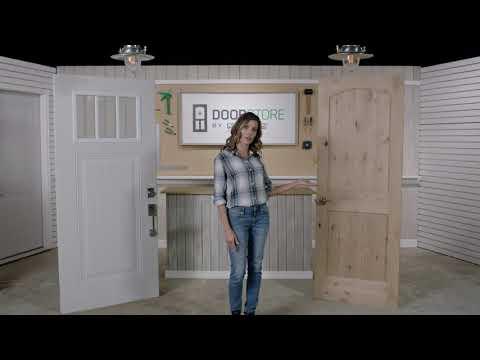 MASTERCRAFT Exterior Doors > Exterior Doors > Door Trends