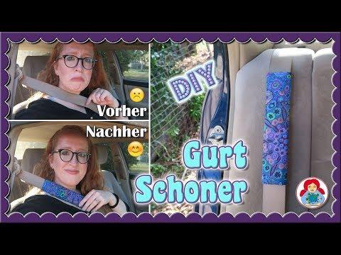 DIY | Gurtschoner Gurtschutz Gurtpolster • Sami Dolls Tutorials