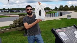 Военный музей в Америке [1 мировая война и война во Вьетнаме]