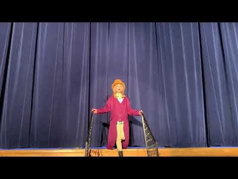 """Salem Upper Elementary - """"Charlie & the Chocolate Factory, Junior"""" - 04/24/2021 - Center Stage"""