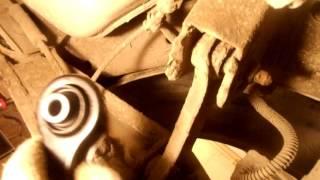 Развал задних колёс Чери Фора.