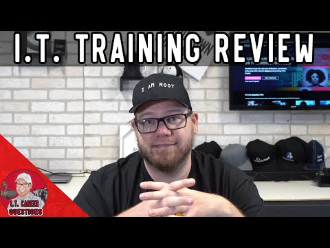 IT Training - CompTIA, CISSP, CEH, & More - Cybrary Review ...
