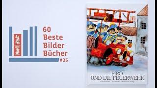 60 Beste Bilder Bücher: #25 Piro und die Feuerwehr