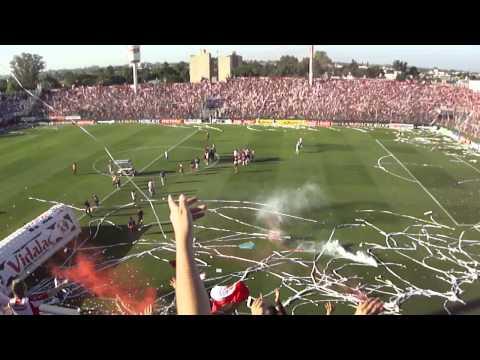 """""""Recibimiento Union - Temperley Ascenso 2014"""" Barra: La Barra de la Bomba • Club: Unión de Santa Fe"""