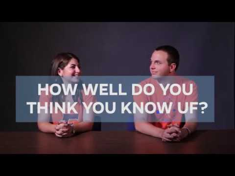 How well do UF students know UF?
