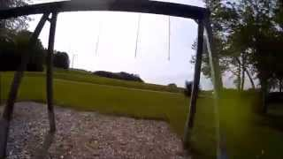 Mini H 250 // Fun Flight // CC3D // Race Quad // FPV Fatshark // Runcam HD //