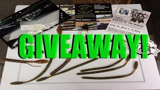 NAA September Box GIVEAWAY Featuring ZEE Bait Co Bass fishing baits