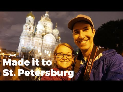Visit RUSSIA without a VISA - Travel Vlog #Day 75