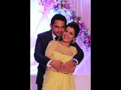DD - Divyadharshini wedding reception photo Album