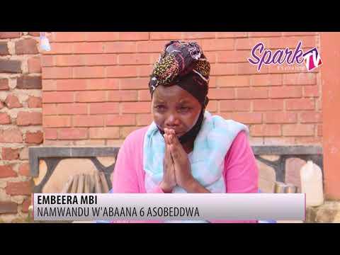Annet Mbabazi alojja embeera embi gy'ayitamu lwa kuggala nsalo