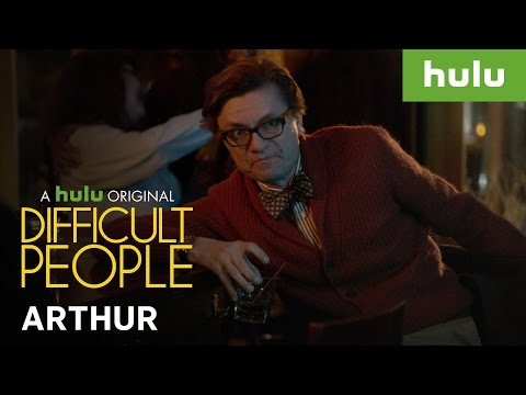 Difficult People Season 2 Promo 'Arthur'