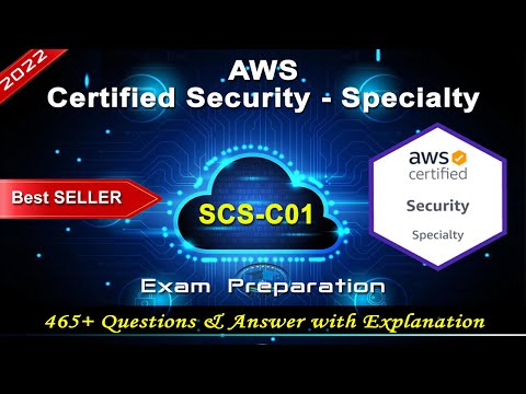 AWS SCS-C01 | AWS Certified Security - Specialty - Exam ...