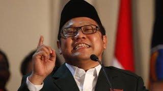 Cak Imin Siap Bersaing dengan Jusuf Kalla untuk Jadi Cawapres Jokowi
