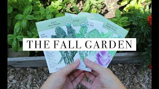 Guide To Planning A Fall Garden | Zone 7 Gardening