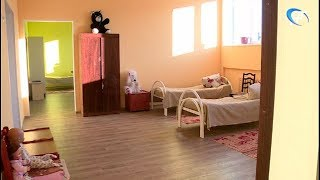 В детском доме-интернате имени Ушинского завершился ремонт