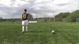 Best Free Kicks Montage | Чёткие удары. Вратарь красава.