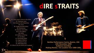 "Dire Straits ""Single Handed Sailor"" 1980 Boston [AUDIO ONLY]"
