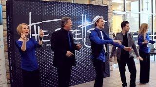 The Bretts visit Branson Tourism Center 2014 Video