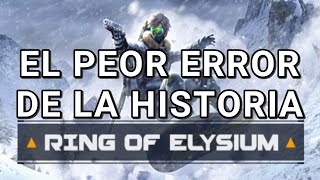 error ring of elysium - Kênh video giải trí dành cho thiếu nhi