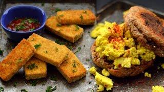 6 Ways To Flavor & Cook Tofu (Vegan)