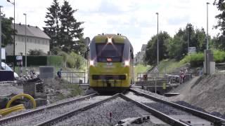 preview picture of video 'Władysławowo dworzec PKP - Szynobusy SA 138'