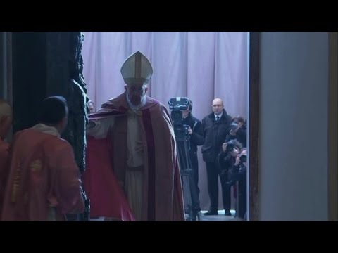 Les Portes de la Miséricorde sont ouvertes !