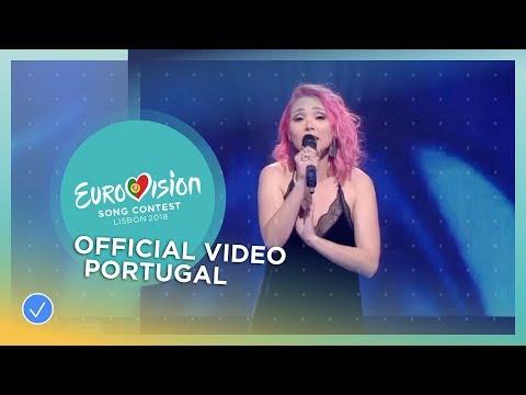 Cláudia Pascoal - O Jardim - Portugal - Official Video - Eurovision 2018
