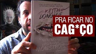 LIVROS DE TERROR PRA DORMIR DE LUZ ACESA | Vlog do PN #174