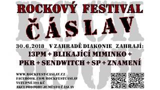 13pm Rockový festival Čáslav
