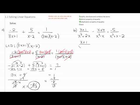 Solving Linear Equations p4