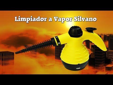 Limpiador a vapor  Silvano (Vaporeta) - Reviews en Español