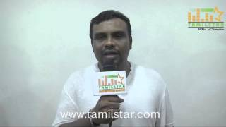 Natarajan Sankaran at Kappal Movie Success Meet