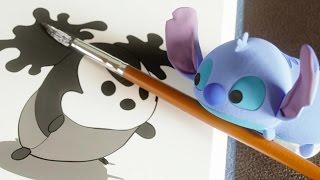 Monochrome Tsum   Disney