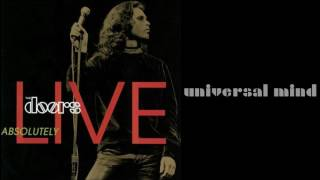 The Doors - Universal Mind [HQ - Lyrics] - from Absolutely Live