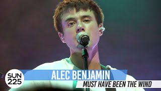Alec Benjamin   Must Have Been The Wind (Live In Seoul, 18 August 2019)