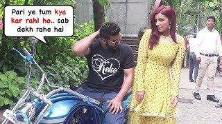 Arjun Kapoor Gets EMBARASSED As Parineeti Chopra Can