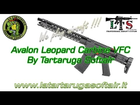 Videorecensione Avalon Leopard Carbine VFC
