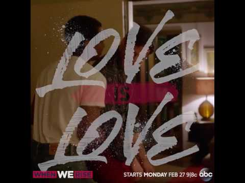 When We Rise Teaser 'Love is Love'